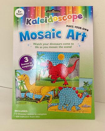 Mosaic Art - Dinosaurs