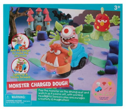 Monster Charged Dough