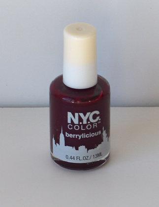 Nail Polish -'Berrylicious'