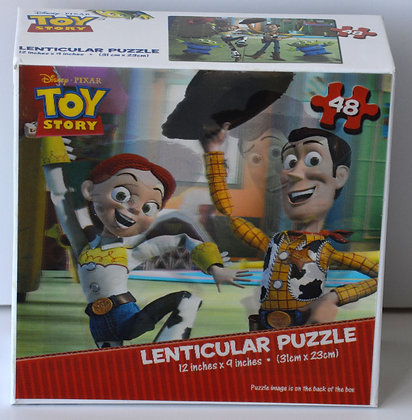Toy Story Lenticular Puzzle