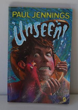 Unseen - Paul Jennings