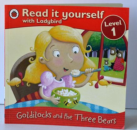 Goldilocks & the Three Bears - Read it Yourself