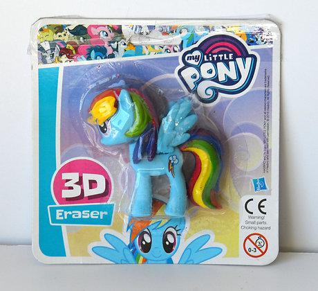 My Little Pony 3D Eraser