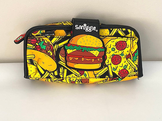 Smuggle Hamburger Pencil Case