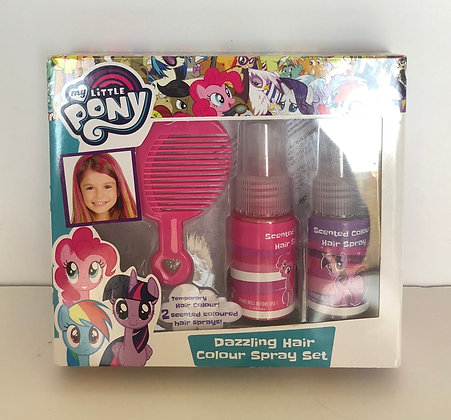 My Little Pony: Dazzling Hair Colour Spray Set