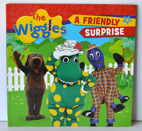 The Wiggles: A Friendly Surprise
