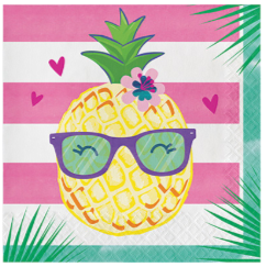 Birthday Theme - Pineapple 'n Friends