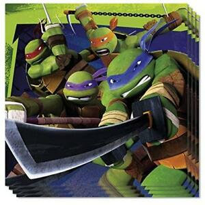 Birthday Theme - Teenage Mutant Ninja Turtles