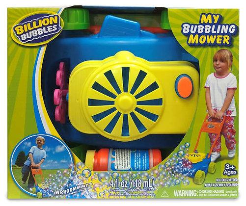 My Bubbling Mower