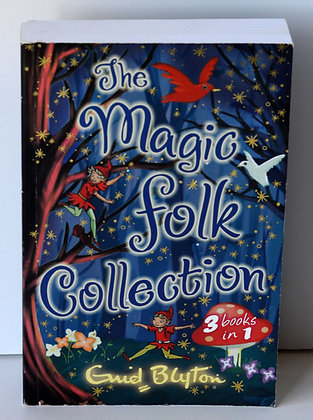 The Magic Folk Collection - Enid Blyton