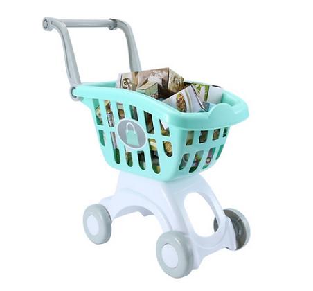 Shopping Trolley & Food