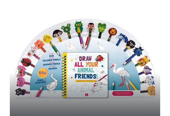 Draw All Your Friends
