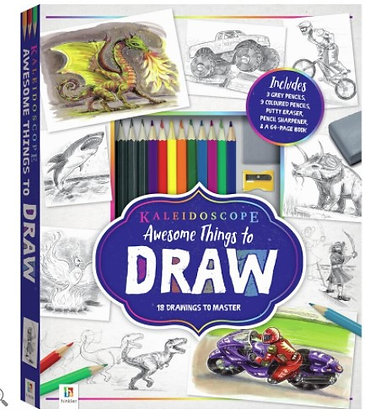 Awesome Things To Draw