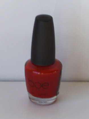 Nail Polish - 'Red Hot'