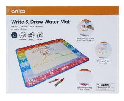 Write & Draw Water Mat