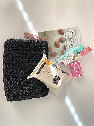 Pamper Pack & Makeup Bag