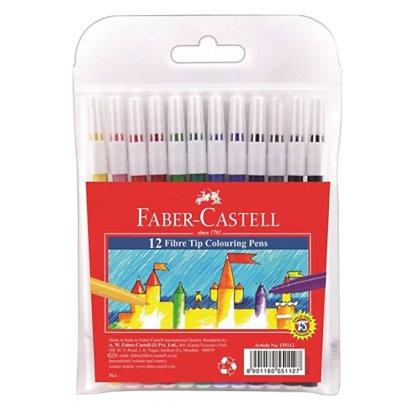Faber Castel Fibre Tip Colouring Pens