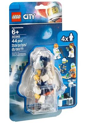 Lego City Mini Figurine Pack