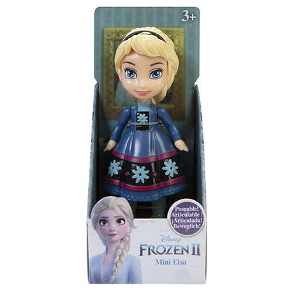 Frozen II Mini Elsa Doll