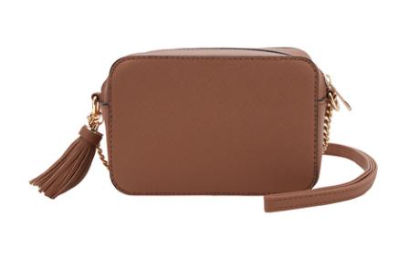 Mini Tassel Xbody Bag