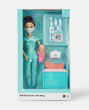 Doll Doctor Set