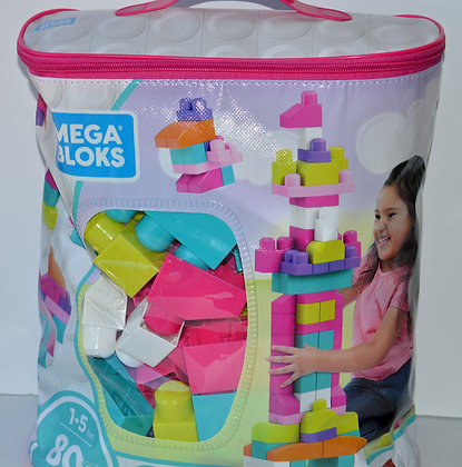 Construction Mega Blocks - Pink