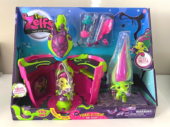 The Zelfs - Venus Flytrap Spin Salon