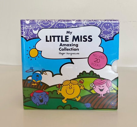 Little Miss Amazing Collection