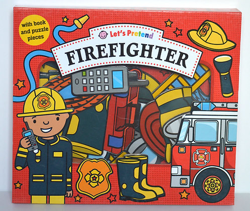 Let's Pretend: Firefighter