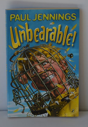 Unbearable - Paul Jennings