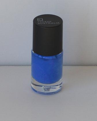 Nail Polish - 'Blue Marble'