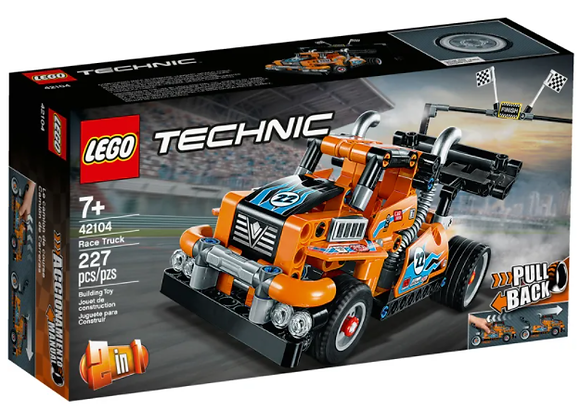 Lego Technic - Race Truck