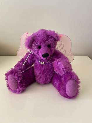 Handmade Fairy Teddy Bear