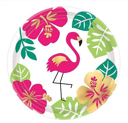 Birthday Theme - Flamingo (Aloha)