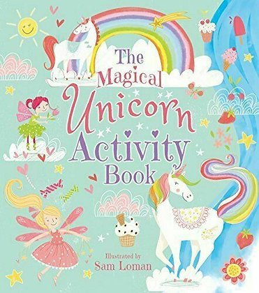 The Magical Unicorn Activity Book