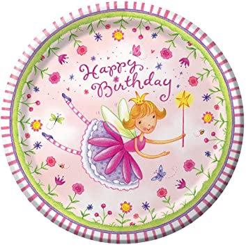 Birthday Theme - Garden Fairy