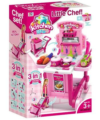 Little Chef - Kitchen