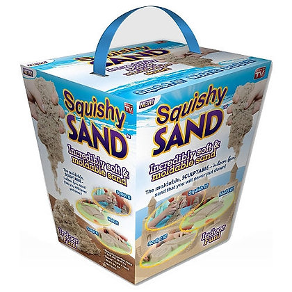 Squishy Sand