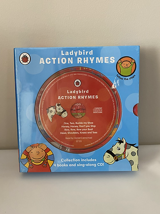 Ladybird Action Rhymes