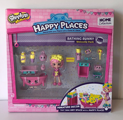 Shopkins: Bathing Bunny Pack