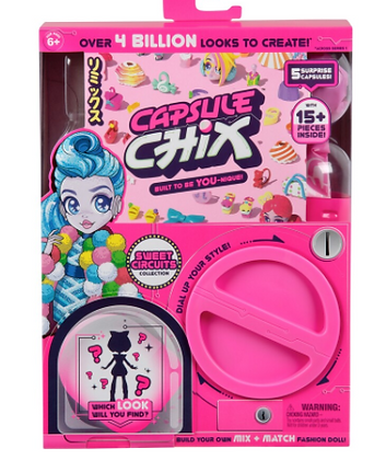Capsule Chicks - Sweet Circuits Collection