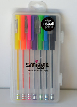 Smiggle Scented Inkball Pens