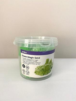Green Magic Sand