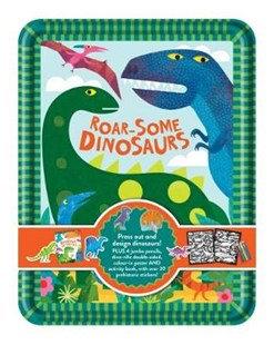 Roar-Some Dinosaurs Happy Tin
