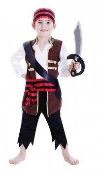 Deluxe Pirate Boy Costume