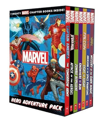 Marvel Heroes Boxed Set