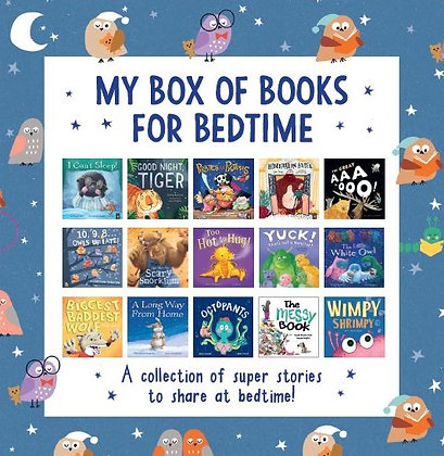 My Box of Books for Bedtime
