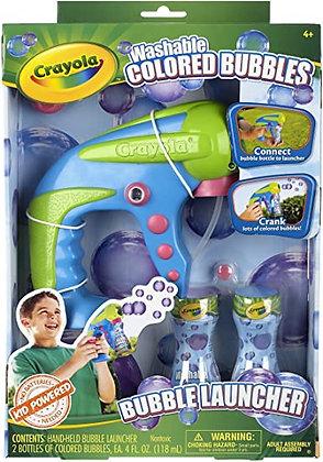 Crayola Outdoor Bubble Launcher