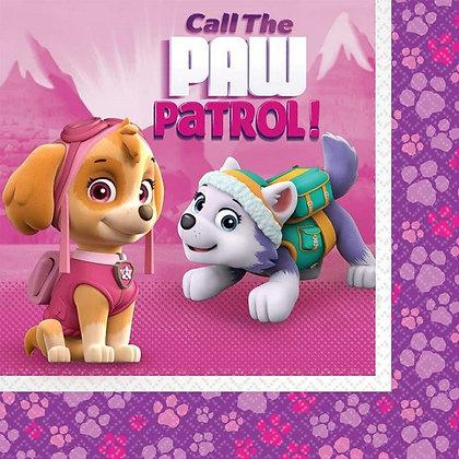 Birthday Theme - Paw Patrol, Pink