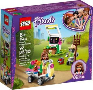 Lego Friends - Olivia's Flower Garden
